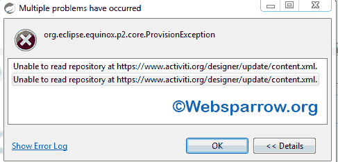 How to install Activiti Designer plugin in Eclipse/STS